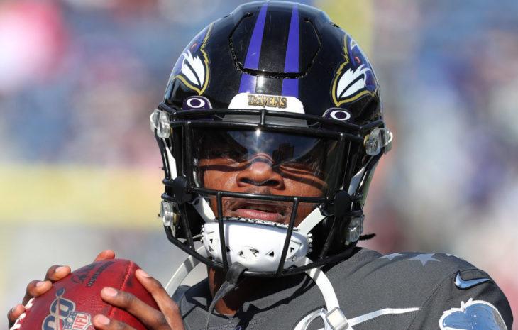 Ravens Star QB Lamar Jackson Tests Positive For COVID-19 Again