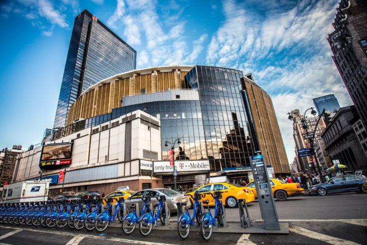 New York Increasing Venue Capacity At Arenas & Movies In May