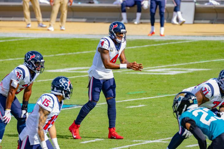 NFL Betting Odds: Where Will Deshaun Watson Play Next Season?