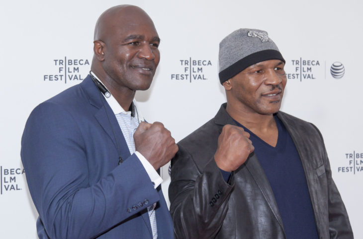 Evander Holyfield Expects Mike Tyson Trilogy In 'Soon To Be Announced' Fight