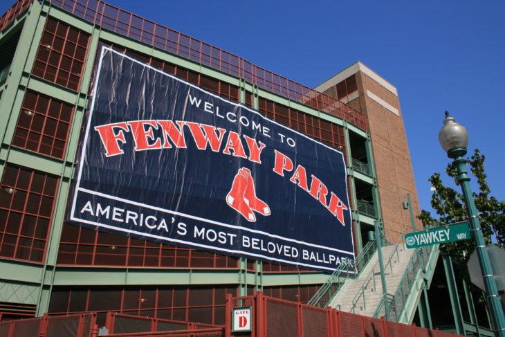 LOOK: Red Sox Unveil Boston Marathon-Themed Uniforms