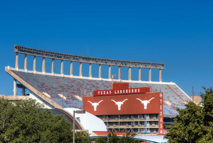 Steve Sarkisian's 'All Gas No Brakes' Slogan Trademarked By Texas