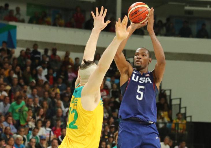 USA Basketball vs Australia Live Stream: Watch Olympic Semifinal Online