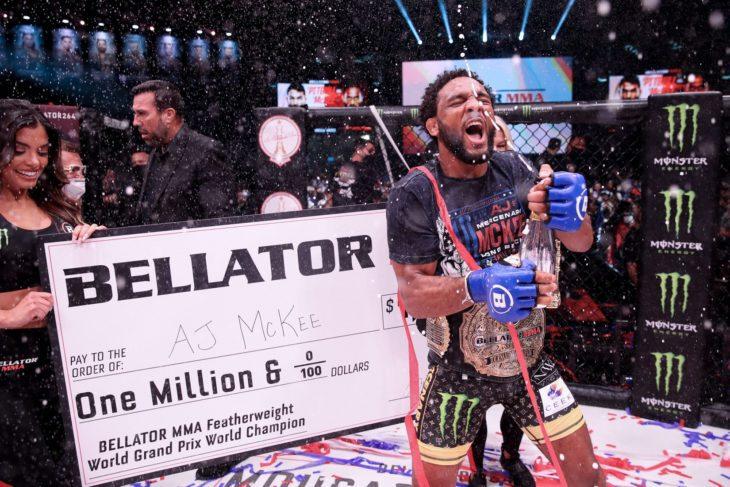 Bellator MMA Rankings 2021: Updated After Bellator 265