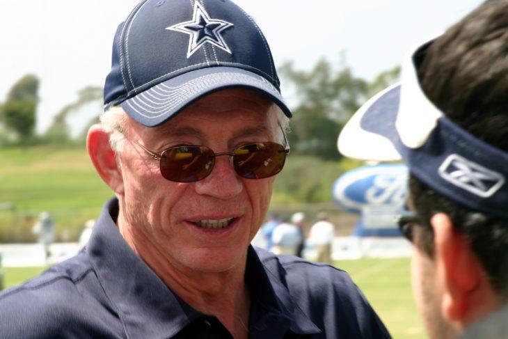 Jerry Jones Says Dak Prescott Is Ready For Cowboys Season-Opener