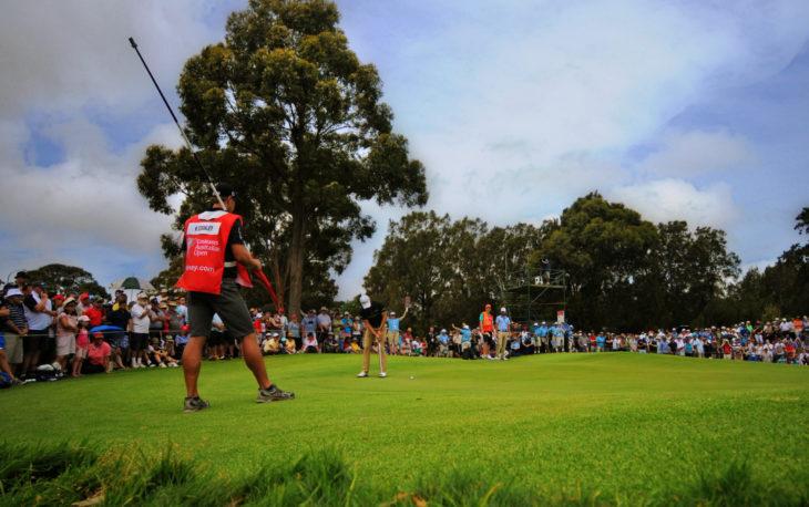 PGA Tour Says It Will Ban Fans Who Scream 'Brooksy' At Bryson DeChambeau