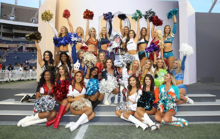 WFT Cheerleaders 'Traumatized' By Topless Photo Leak In Email Scandal; Demand Accountability